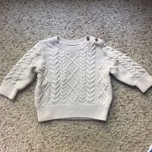 Baby Gap sweater - size 6 - 12 month